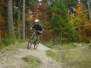 Mountainbike-Training 01.11.2004
