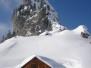 Skitour auf die Mieschflue 23.02.2013